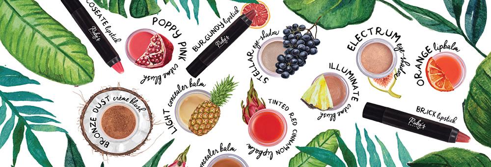 Ruby's Organics Brand Design