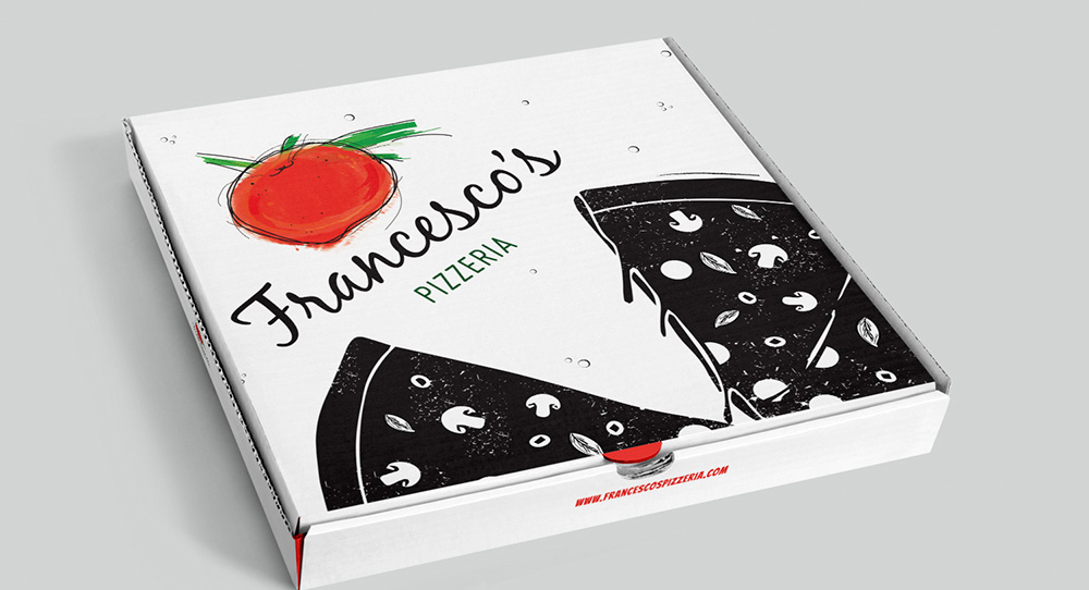 Francesco's Brand Design