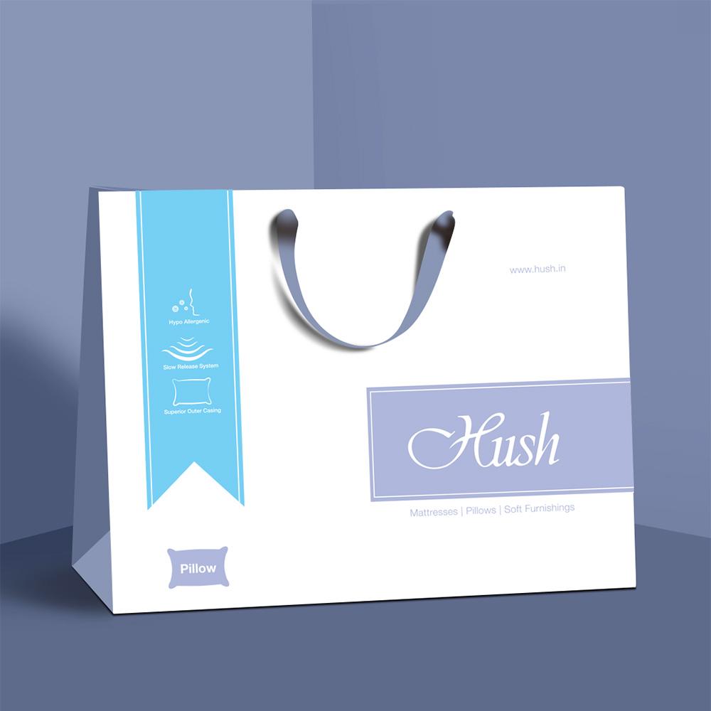 Hush Mattresses UI/UX Design