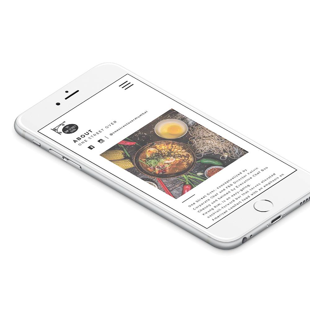 Aalia Hospitality Website Design