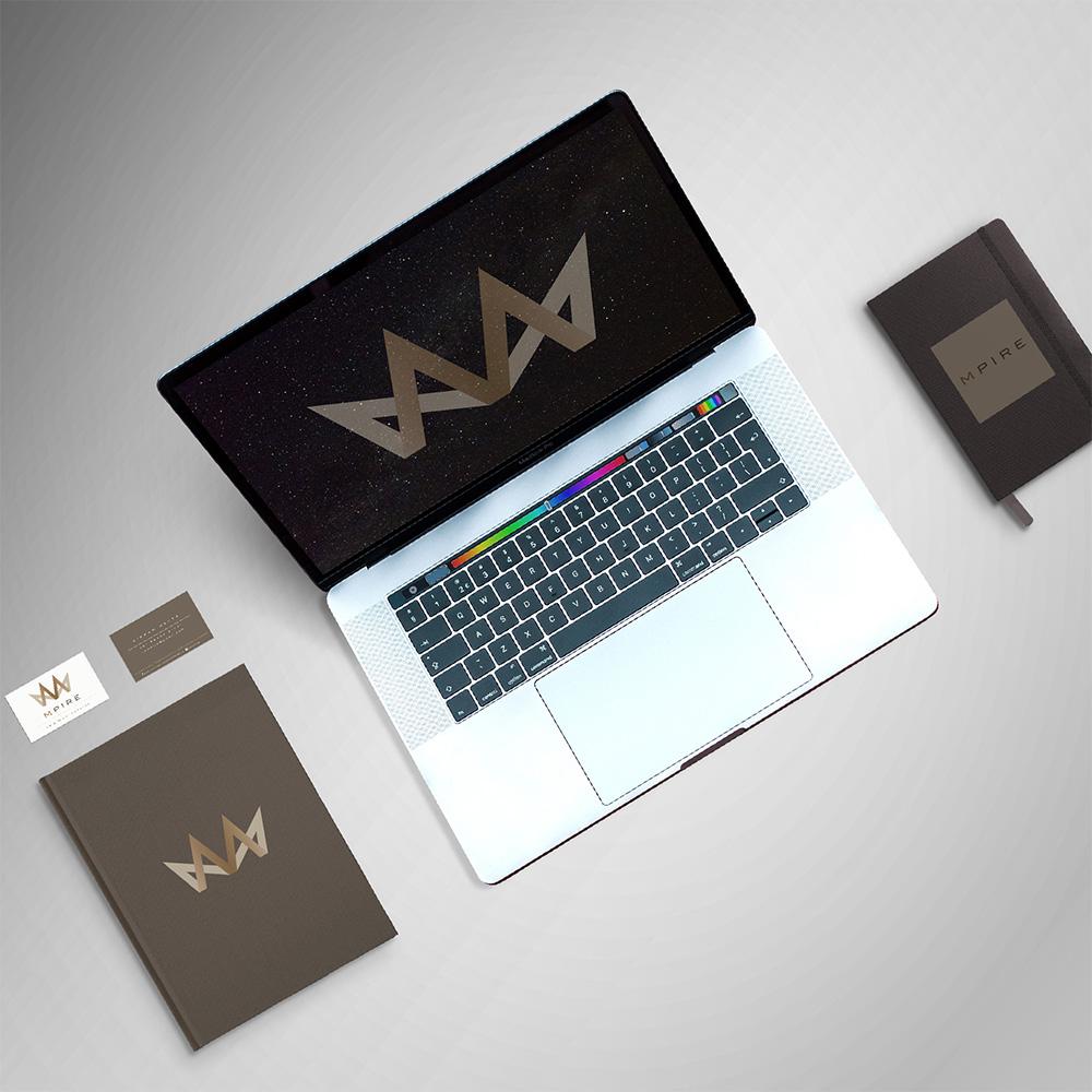 Mpire Events Brand Design